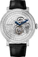 Rotonde de Cartier Flying Tourbillon Reversed Dial HPI00943