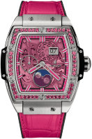 Hublot Spirit of Big Bang Moonphase Titanium Pink 42 mm 647.NX.7371.LR.1233