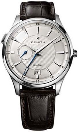 Швейцарские наручные мужские часы Zenith 03.2130.682_02.C498 Швейцарские наручные мужские часы Zenith