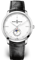 Girard-Perregaux 1966 Date And Moon Phases 49545-11-1A1-BB60