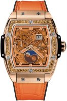 Hublot Spirit of Big Bang Moonphase King Gold Orange 42 mm 647.OX.5381.LR.1206