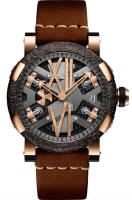 Romain Jerome Steampunk Automatic 46 Gold Rusted Steel RJ.T.AU.SP.008.01