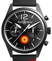Bell & Ross Vintage Chronograph BR 126 Insignia ES