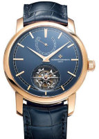 Vacheron Constantin Traditionnelle Bucherer Blue Edition Tourbillon 42 mm 89000/000R-B514