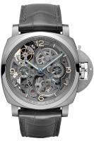 Officine Panerai Special Editions 2016 Lo Scienziato - Luminor 1950 Tourbillon Gmt Titanio 47 mm PAM00578