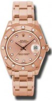 Rolex Datejust Special Edition Ladies 81315 PCHD
