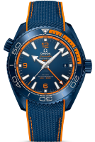 Omega Seamaster Planet Ocean 600m Co-Axial Master Chronometer GMT 45,5 mm 215.92.46.22.03.001