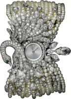 Cartier Creative Jeweled Watches High Jewelry Watches Figurative High Jewelry Watch HPI00727