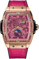 Hublot Spirit of Big Bang Moonphase King Gold Pink 42 mm 647.OX.7381.LR.1233