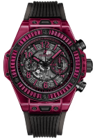 Hublot Big Bang Unico Red Sapphire Baguettes 411.JR.4901.RT.1902