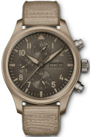 IWC Pilots Watch Chronograph Top Gun Edition Mojave Desert  IW389103