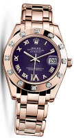 Rolex Pearlmaster 34 m81315-0001