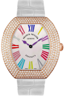 Franck Muller Ladies Collection Infiniti 3540 QZ R COL DRM D4 White
