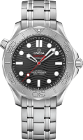Omega Seamaster Diver 300 m Co-axial Master Chronometer 42 mm 210.30.42.20.01.002