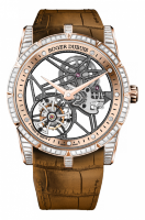 Roger Dubuis Excalibur 42 Skeleton Flying Tourbillon RDDBEX0418