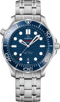 Omega Seamaster Diver 300 m Co-axial Chronometer 42 mm 210.30.42.20.03.001
