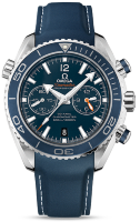 Seamaster Planet Ocean 600 m Omega Co-Axial Chronograph 45.5 mm 232.92.46.51.03.001