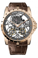Roger Dubuis Excalibur Skeleton Double Flying Tourbillon RDDBEX0395