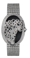 Cartier Creative Jeweled Watches High Jewelry Watches Panthere Ajouree de Cartier Watch HPI00763
