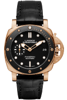 Officine Panerai Luminor Submersible 1950 3 Days Automatic Oro Rosso 42 mm PAM00684