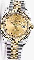 Rolex Datejust Oyster 41 m126333-0012