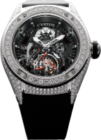 Cvstos Tourbillon Challenge TCR50 TS Platinum and Diamond