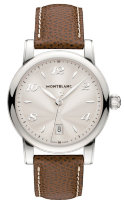 Montblanc Star Watch Collection Date 108762