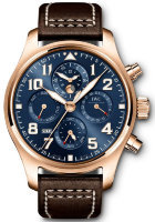IWC Pilots Watch Perpetual Calendar Chronograph Edition Le Petit Prince IW392202