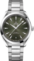 Seamaster Aqua Terra 150 m Omega Co-axial Chronometer 41 mm 220.10.41.21.10.001