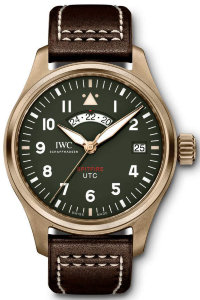 IWC Pilots Watch UTC Spitfire Edition MJ271 IW327101