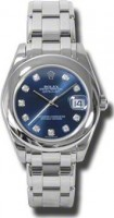 Rolex Datejust Special Edition Ladies 81209 BD
