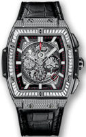 Hublot Spirit of Big Bang Titanium Jewellery 45 mm 601.NX.0173.LR.0904