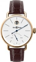 Bell & Ross Vintage WW1 Heure Sautante Rose Gold