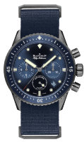 Blancpain Fifty Fathoms Bathyscaphe Chronographe Flyback Ocean Commitment 5200 0240 NAOA