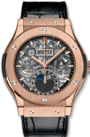 Hublot Classic Aerofusion Moonphase King Gold 547.OX.0180.LR