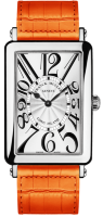Franck Muller Ladies Collection Long Island 952 QZ Orange