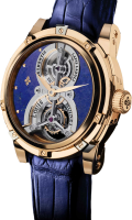 Louis Moinet Treasures Of The World Lapis Lazuli LM-14.44.05