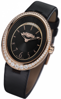 DeWitt Alma Automatic Rose Gold and Diamonds AL.011