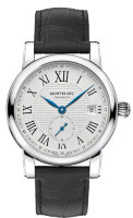 Montblanc Star Watch Collection Roman Small Second Automatic 111881