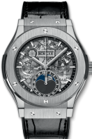 Hublot Classic Aerofusion Moonphase Titanium 42 mm 547.NX.0170.LR