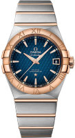Omega Constellation Co-Axial 38 mm 123.20.38.21.03.001