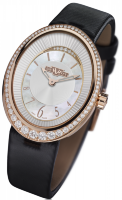 DeWitt Alma Automatic Rose Gold and Diamonds AL.010