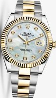 Rolex Datejust Oyster 41 m126333-0017