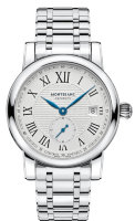 Montblanc Star Watch Collection Roman Small Second Automatic 111912