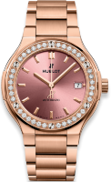 Hublot Classic Fusion King Gold Pink Bracelet 568.OX.891P.OX.1204