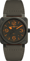 Bell & Ross Instruments BR 03-92 MA-1 BR0392-KAO-CE/SCA