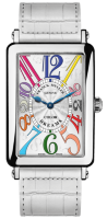 Franck Muller Ladies Collection Long Island Crazy Colour Dreams 952 QZ COL DRM