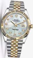 Rolex Datejust Oyster 41 m126333-0018