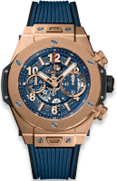 Hublot Big Bang Unico King Gold Blue 45 mm 411.OX.5189.RX