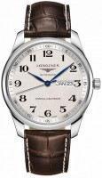 Watchmaking Tradition The Longines Master Collection L2.920.4.78.3